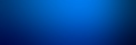 Fundo liso do inclinação da cor azul abstrata Te dos azuis celestes ou do azul fotos de stock royalty free