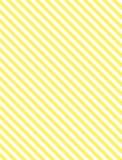 Fundo listrado diagonal do vetor EPS8 no amarelo Fotos de Stock Royalty Free