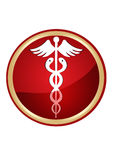 Fundo médico Fotografia de Stock Royalty Free