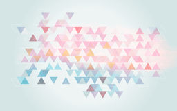 Fundo macio cor-de-rosa azul Imagens de Stock