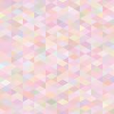 Fundo macio cor-de-rosa retro do teste padrão Imagem de Stock
