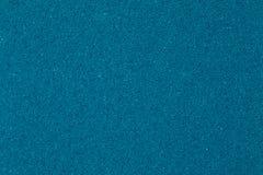 Fundo macro esponjoso azul Imagens de Stock