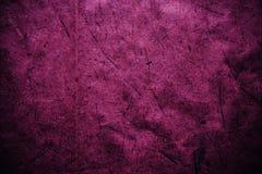 Fundo magenta do vintage Textura áspera e fundo cor-de-rosa e magentas para desenhistas Feche acima da vista de cor-de-rosa e mag Fotografia de Stock