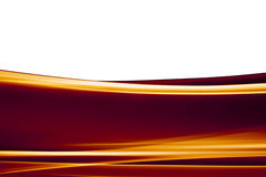 Fundo marrom-alaranjado escuro no branco Foto de Stock