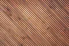 Fundo marrom de madeira Foto de Stock