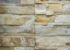 Fundo marrom pastel do tijolo Fotos de Stock Royalty Free