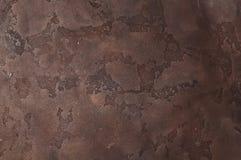 Fundo marrom sujo da textura velha da pedra natural do cimento imagens de stock