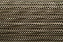 Fundo marrom tecido da textura Fotos de Stock Royalty Free