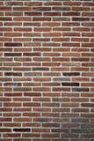 Fundo marrom vermelho da textura da parede de tijolo Imagem de Stock