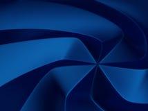 Fundo metálico azul Imagens de Stock Royalty Free