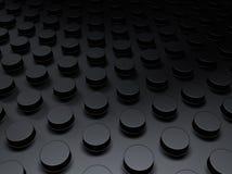 Fundo metálico industrial Foto de Stock