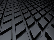 Fundo metálico industrial Imagem de Stock