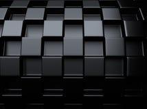 Fundo metálico da xadrez Imagem de Stock