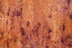 Fundo metálico Textura do metal Teste padrão abstrato Fundo do ferro Imagem de Stock Royalty Free