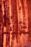 Fundo metálico Textura do metal Teste padrão abstrato Fundo do ferro Imagens de Stock
