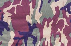 Fundo militar da camuflagem da textura fotografia de stock