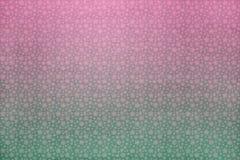 Fundo minúsculo com da textura as flores de pedra macias atrás -, flor de cerejeira da mola de sakura do rosa e do verde ilustração stock