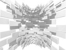 Fundo minimalistic do modelo geométrico abstrato moderno Foto de Stock