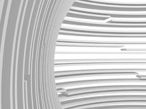 Fundo minimalistic do modelo geométrico abstrato moderno Fotografia de Stock