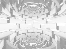 Fundo minimalistic do modelo geométrico abstrato moderno Imagens de Stock