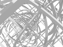 Fundo minimalistic do modelo geométrico abstrato moderno Imagem de Stock Royalty Free