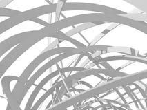 Fundo minimalistic do modelo geométrico abstrato moderno Fotos de Stock