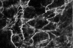 Fundo modelado preto e branco de mármore natural abstrato da textura para o projeto do papel de parede dos interiores fotos de stock