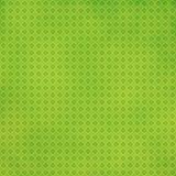 Fundo modelado verde Imagem de Stock Royalty Free