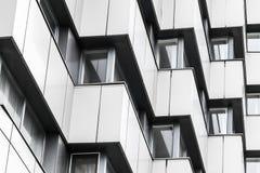 Fundo moderno abstrato da arquitetura Fotografia de Stock