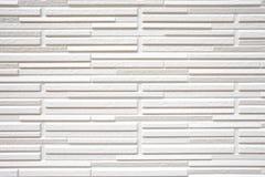 Fundo moderno branco da parede fotos de stock
