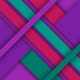 Fundo moderno colorido abstrato Fotografia de Stock