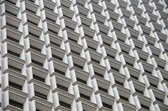 Fundo moderno do prédio de escritórios Foto de Stock