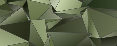 Fundo moderno triangular Baixo-poli abstrato imagens de stock