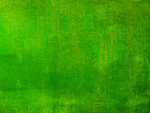 Fundo molhado verde Foto de Stock