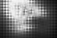 Fundo monocromático de incandescência abstrato do grunge Foto de Stock Royalty Free
