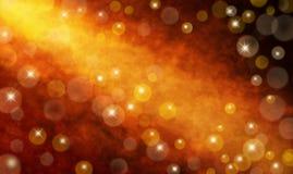 Fundo morno do twinkling do Natal Imagens de Stock Royalty Free