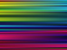 Fundo Multicolor abstrato do borrão de movimento Fotografia de Stock