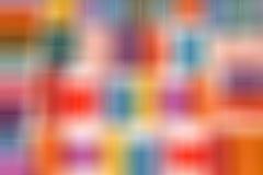 Fundo multicoloured do borrão Fotografia de Stock Royalty Free