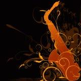 Fundo musical Imagens de Stock Royalty Free