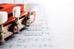 Fundo musical clássico foto de stock royalty free