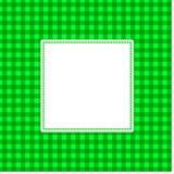 Fundo na pilha verde com espaço para o texto ilustração do vetor
