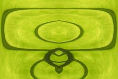 Fundo natural abstrato verde Imagem de Stock