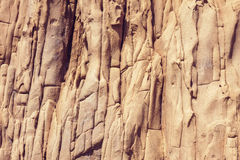 Fundo natural da rocha contínua Fotografia de Stock Royalty Free