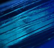 Fundo natural de formações de gelo Foto de Stock Royalty Free