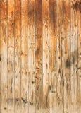 Fundo natural de madeira velho Fotos de Stock