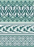 Fundo no estilo árabe Foto de Stock