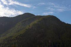 Fundo noroeste pacífico de Washington State Hiking Climbing Landscape Waterscape Fotos de Stock