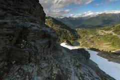 Fundo noroeste pacífico de Washington State Hiking Climbing Landscape Waterscape Foto de Stock