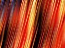 Fundo obscuro colorido abstrato dinâmico Fotos de Stock Royalty Free