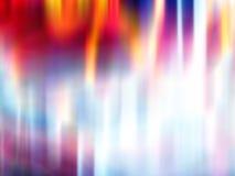 Fundo obscuro colorido abstrato dinâmico Fotografia de Stock